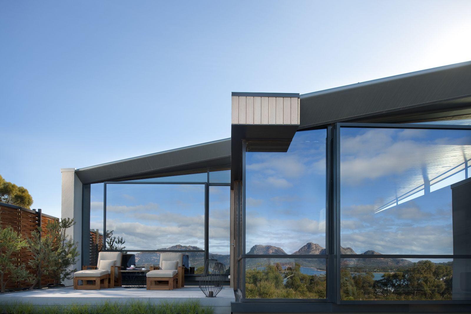 Private Pavilions (exterior)