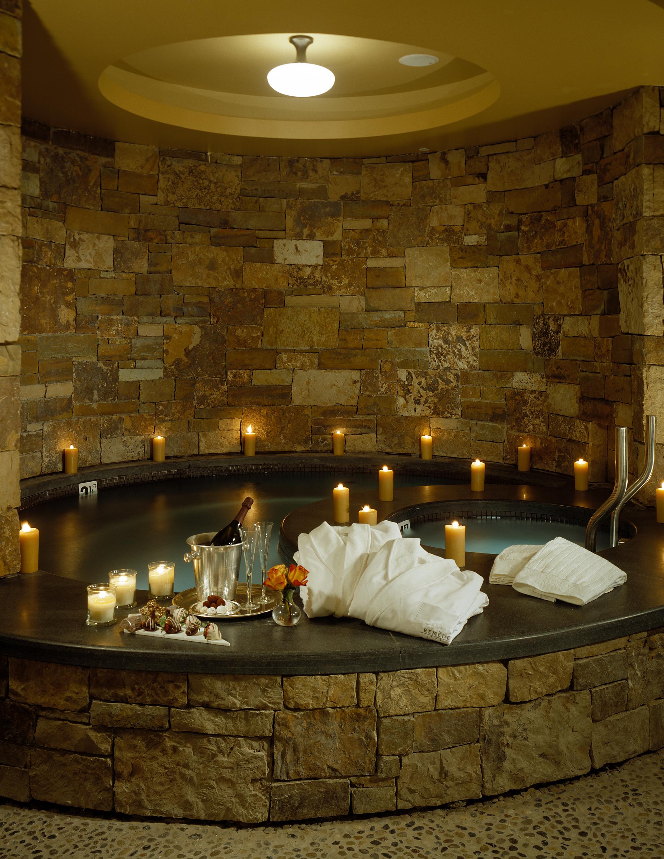 The St.Regis Remede Spa Pool