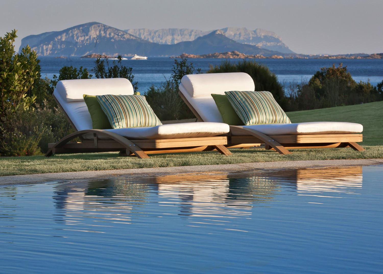 Romazzino-Villa Smeralda - Private Swimming Pool