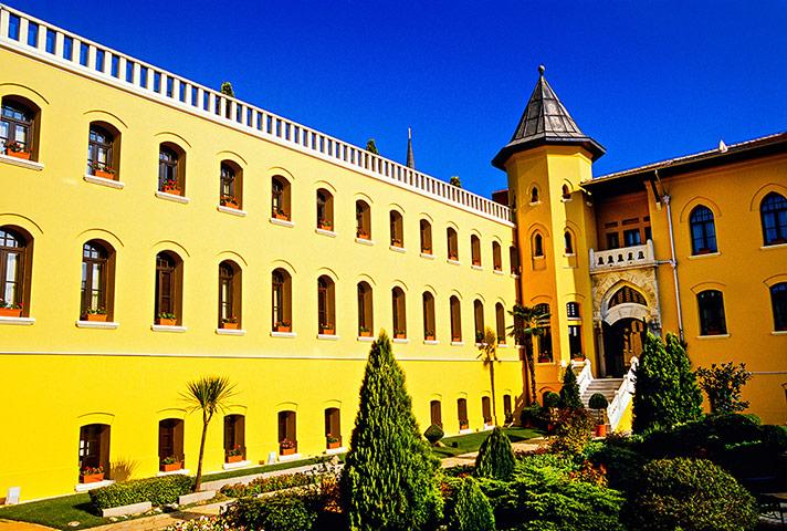 Four Seasons Hotel, Sultanahmet