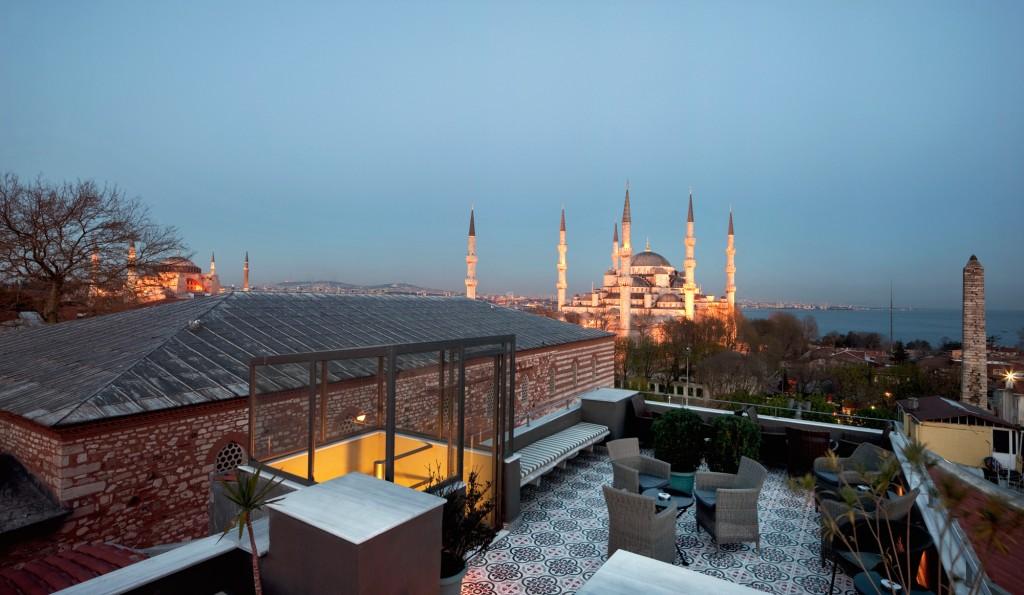 Hotel Ibrahim Pasha_rooftop