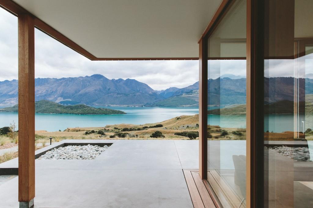 Aro Ha, stunning luxury health retreat in New Zealand
