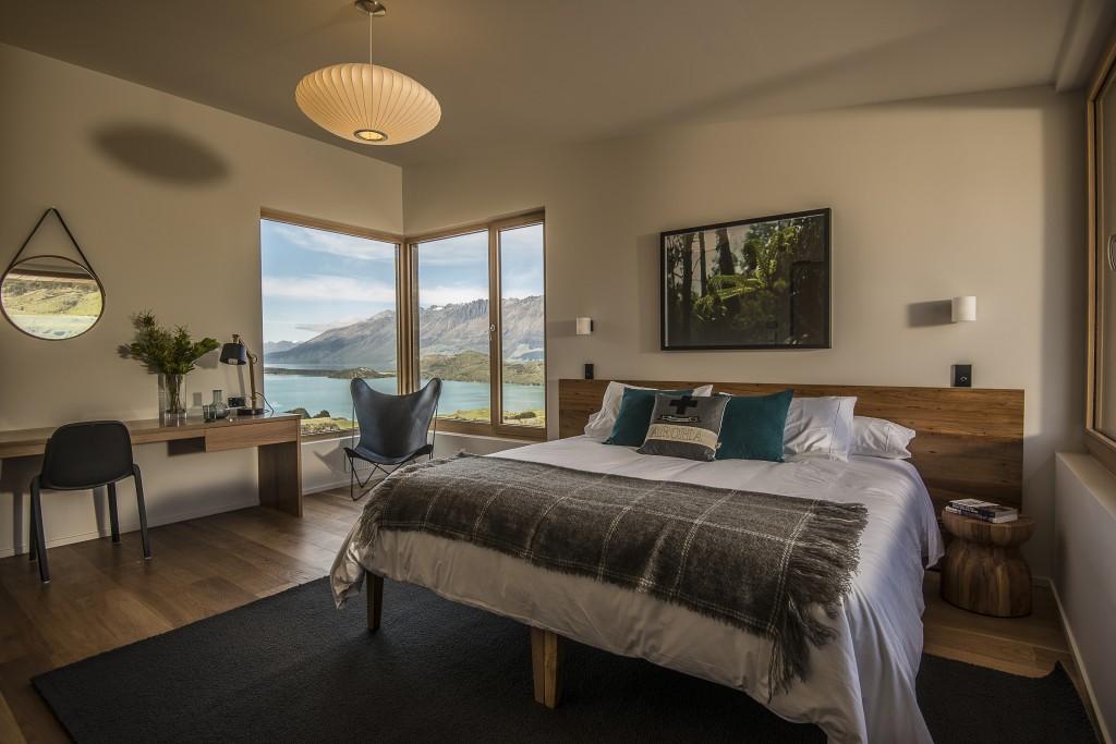 Aro Ha Room, Queenstown, New Zealand