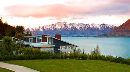 Matakauri Lodge, South Island, New Zealand