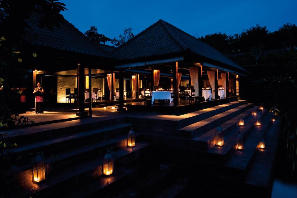 Il Ristorante, Bulgari Resort Bali