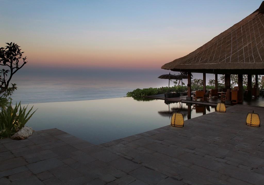 The Pool at Bulgari Resort, Bali