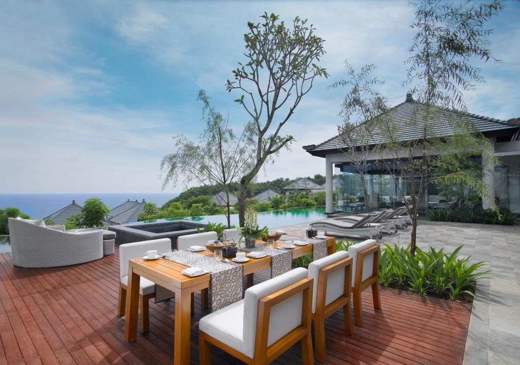Presidential Villa, Banyan Tree Ungasan, Bali
