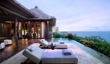 Our villa in Bulgari Hotel Bali