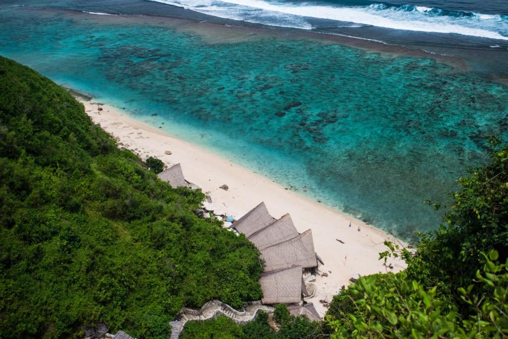 Finns Beach at Semara Luxury Villa Resort, Bali