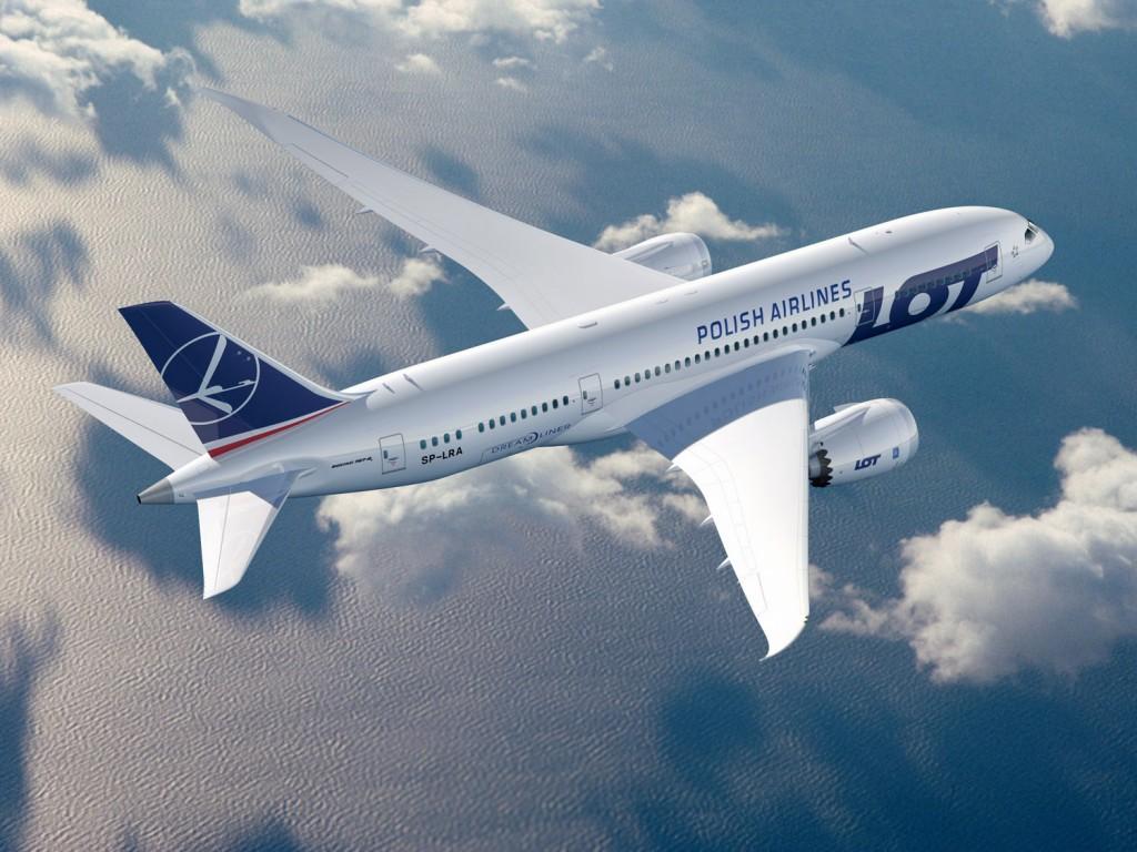 LOT Airlines_Dreamliner