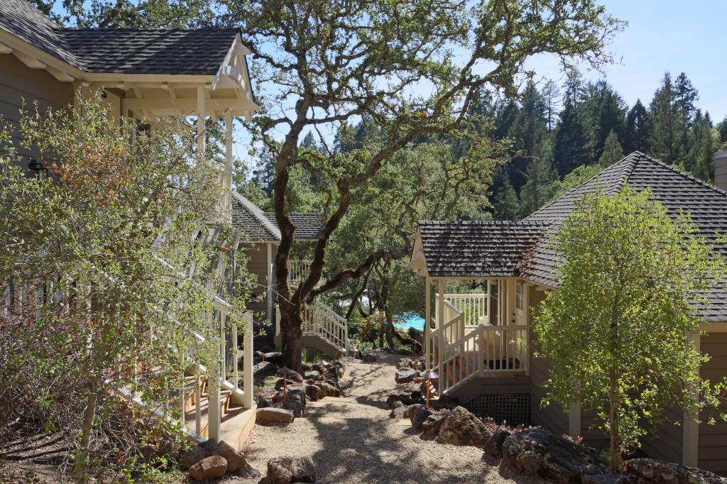 Oakview Lodge in Meadowood Resort Napa Valley