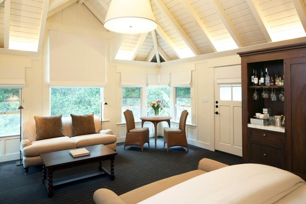 Oakview Room in Meadowood Resort Napa Valley