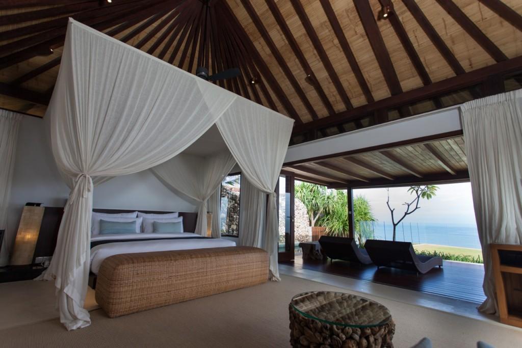 Villa Nora - Master Bedroom, Semara Luxury Villa Resort, Bali
