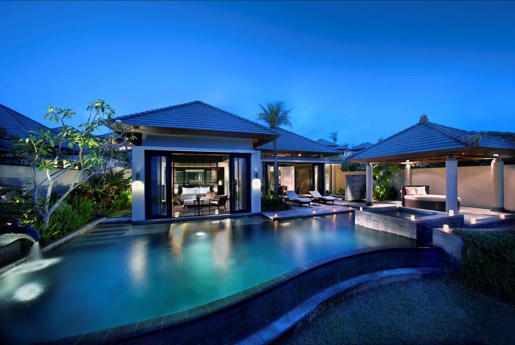 Pool Villa Garden View Exterior1