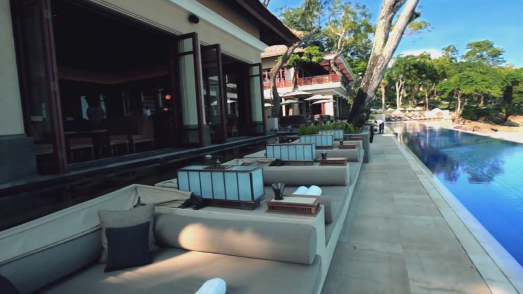 Sundara restaurant, Jimbaran, Bali