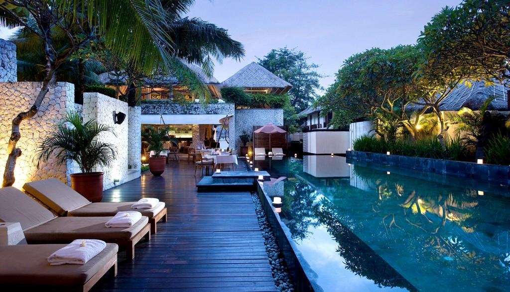 Karma Jimbaran- Main pool