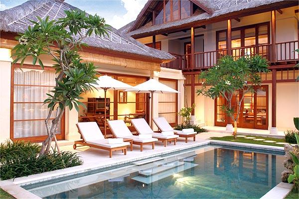 Our villa at Karma Jimbaran, Bali
