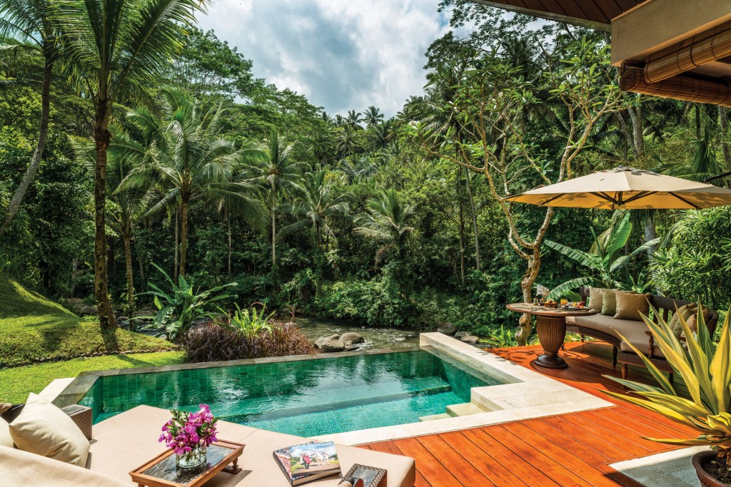 Romantic Villas at Four Seasons Sayan, Bali