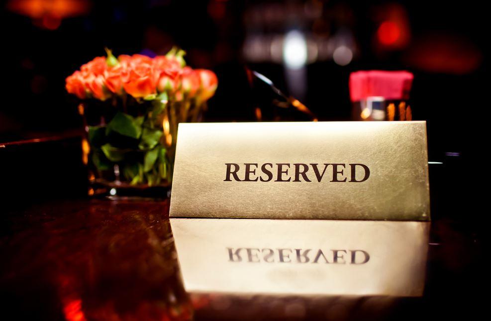 Reserved sign Header