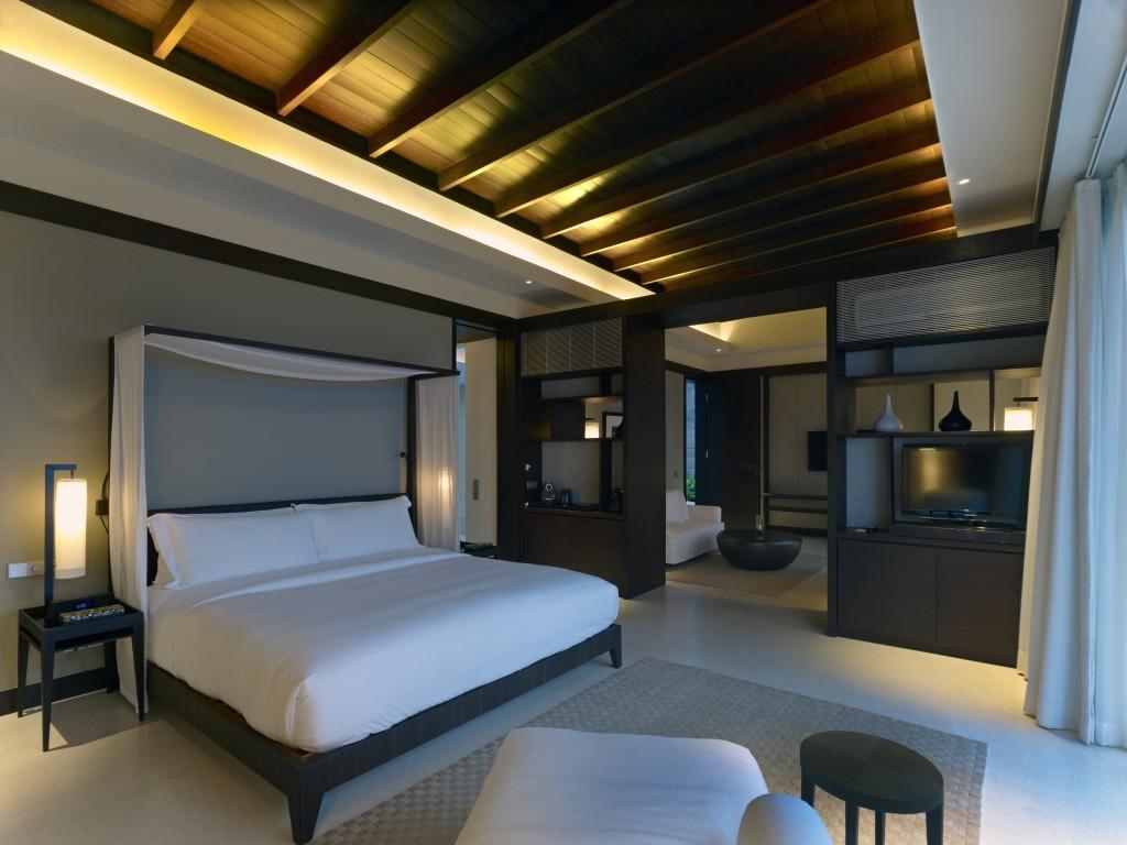 Alila Soori Spacious Bedroom