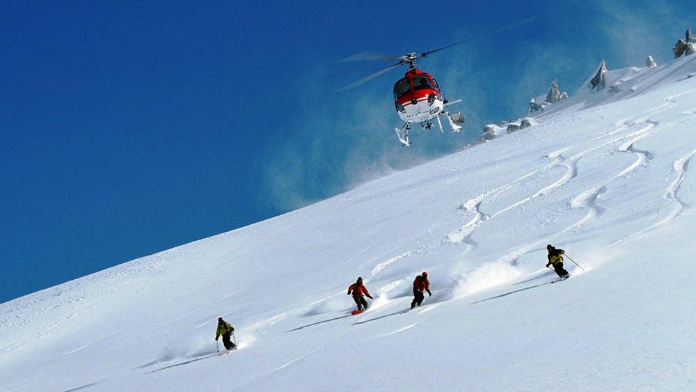 Heli-Ski-Canada