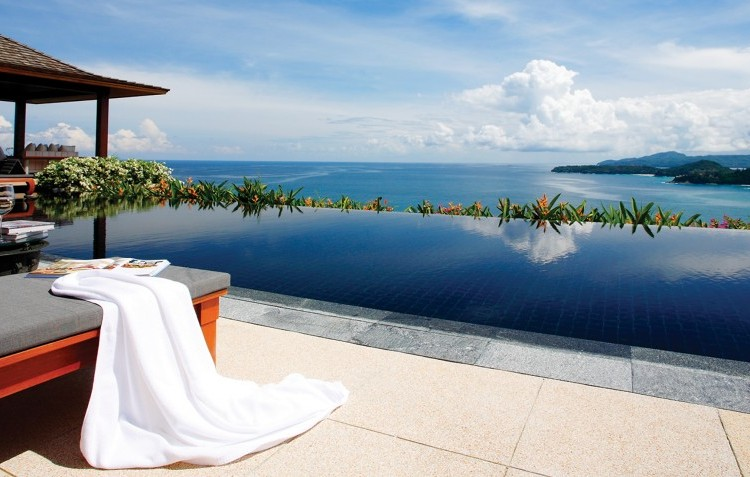 Pool Villa - Infinity Pool Day