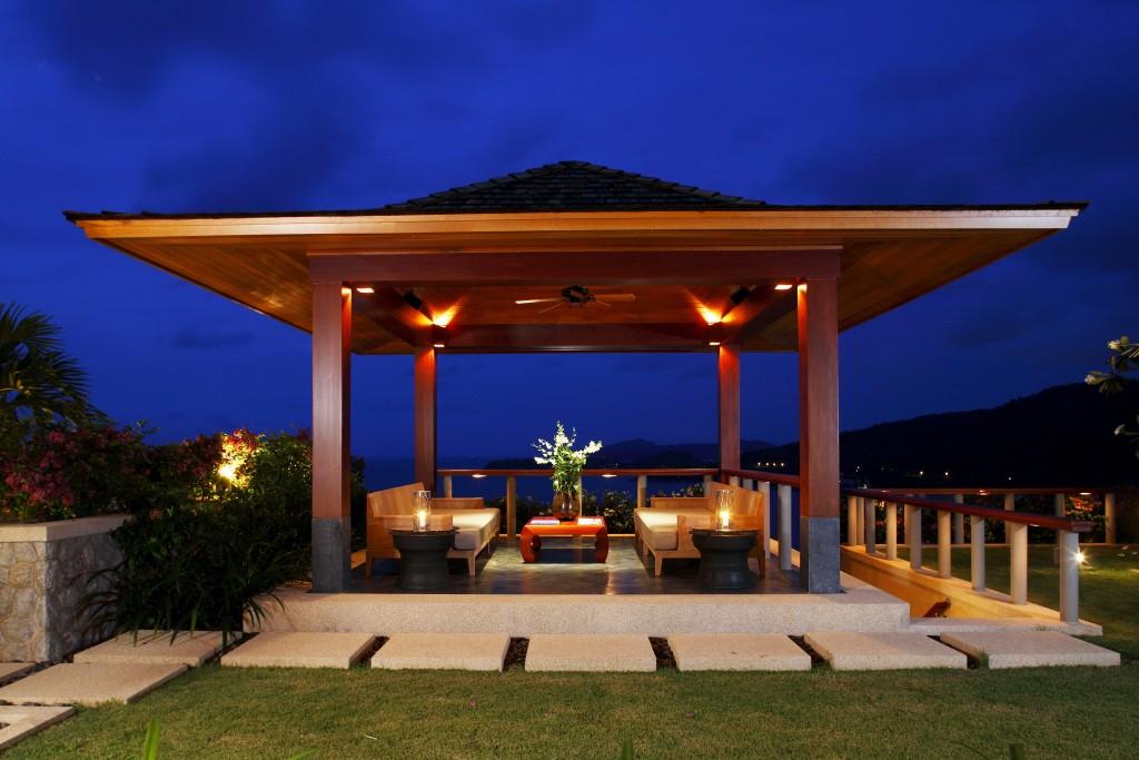 Pool Villa - Sala