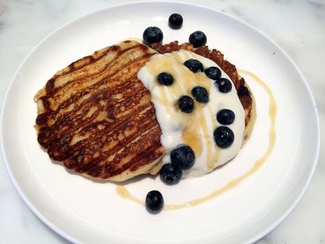 Qantas-pancakes