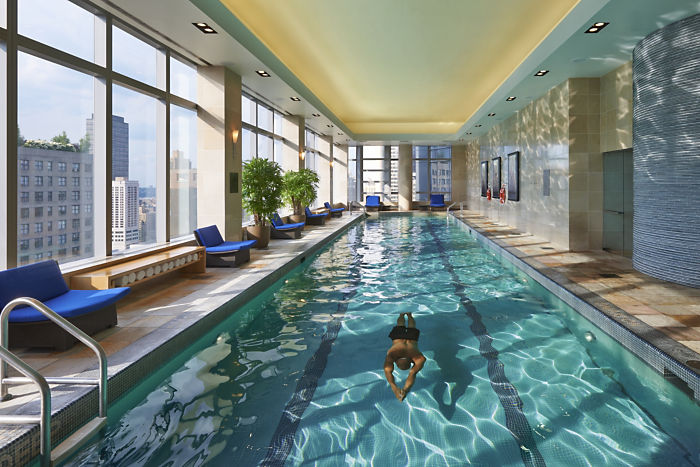 Mandarin Oriental New York Fantastic Hotel Near Central Park The Lux Traveller
