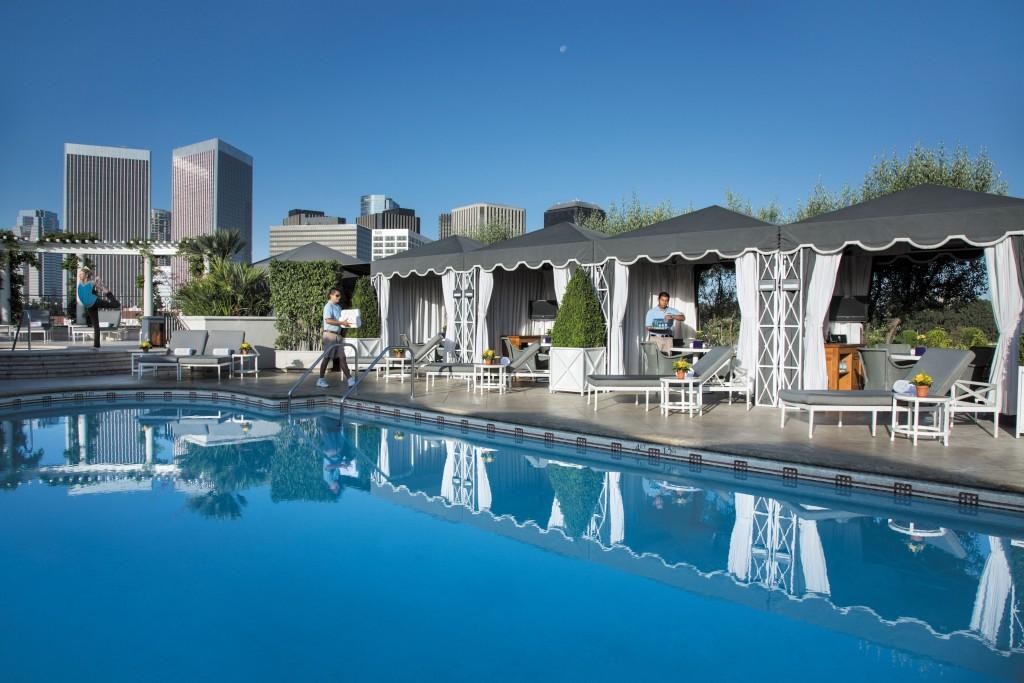 The Peninsula Hotel Pool
