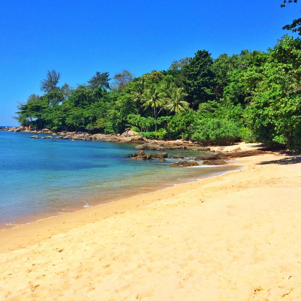 Trisara Beach, Phuket, Thailand