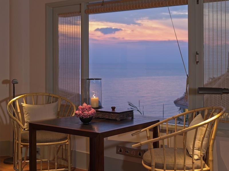 Regent Phuket Cape Panwa Ocean Pavilion view 2