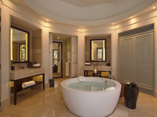 Regent Phuket Cape Panwa Sea View Pool Villa Bathroom 2