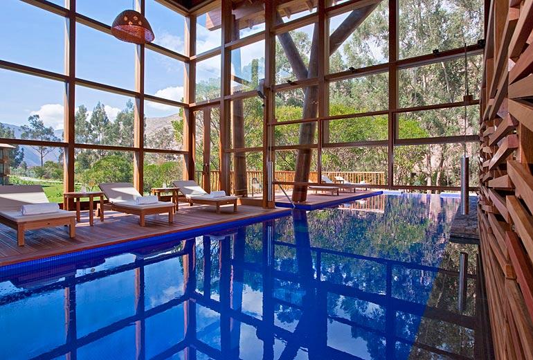 Tambo del Inca Pool, Peru
