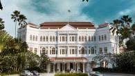 Raffles Hotel Singapore - Facade