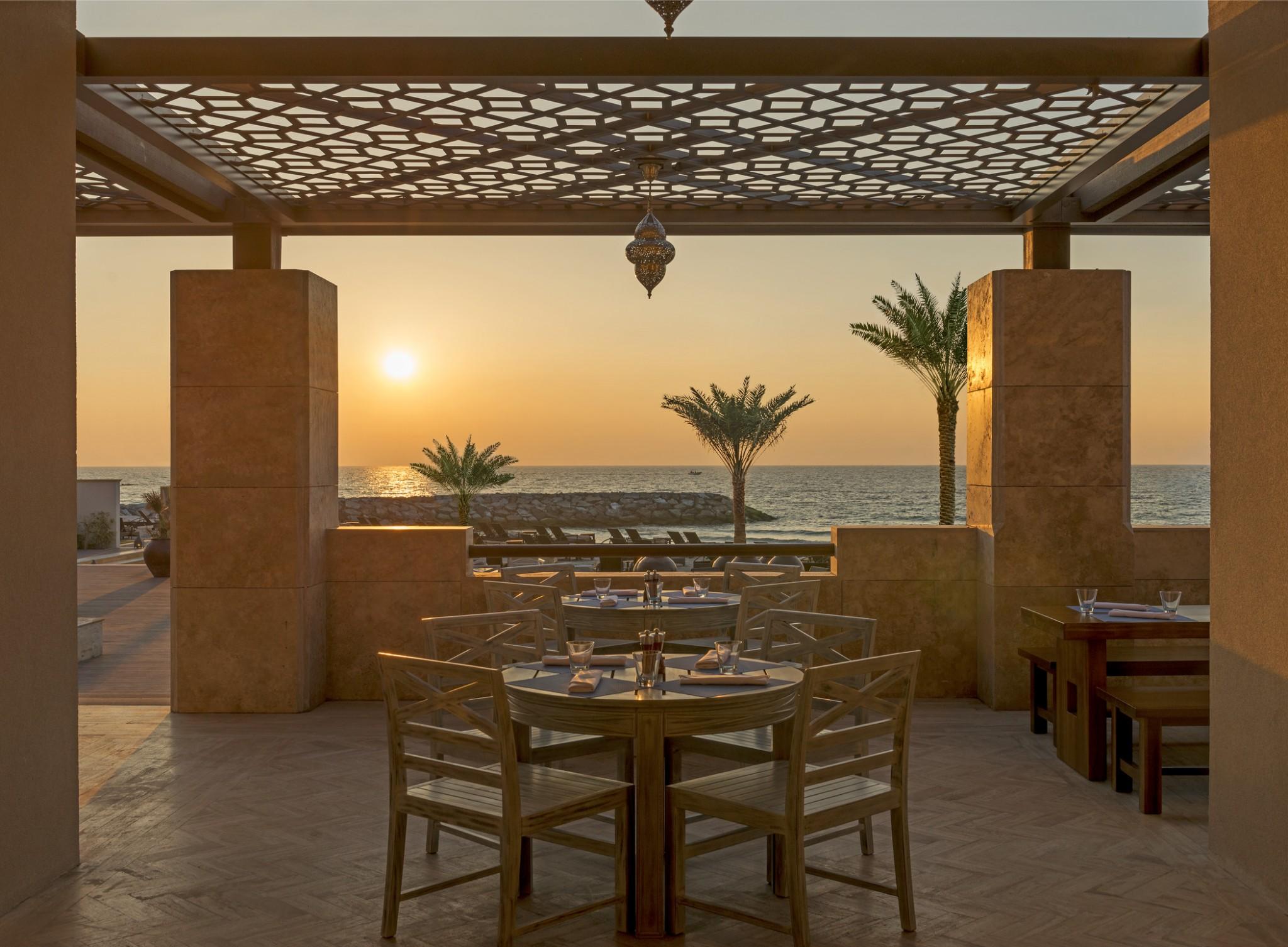 Ajman-Bab al Bahr - Sunset