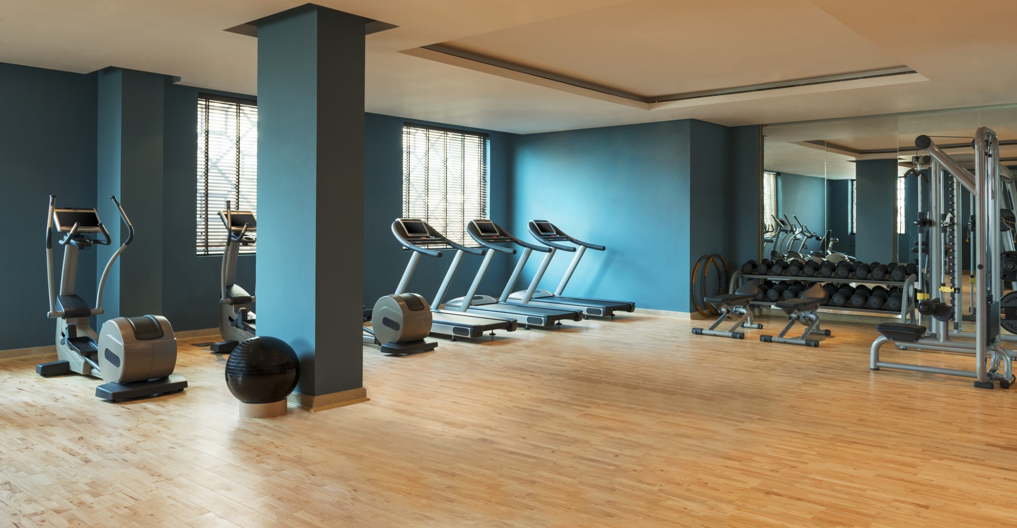 Ajman-Fitness Center