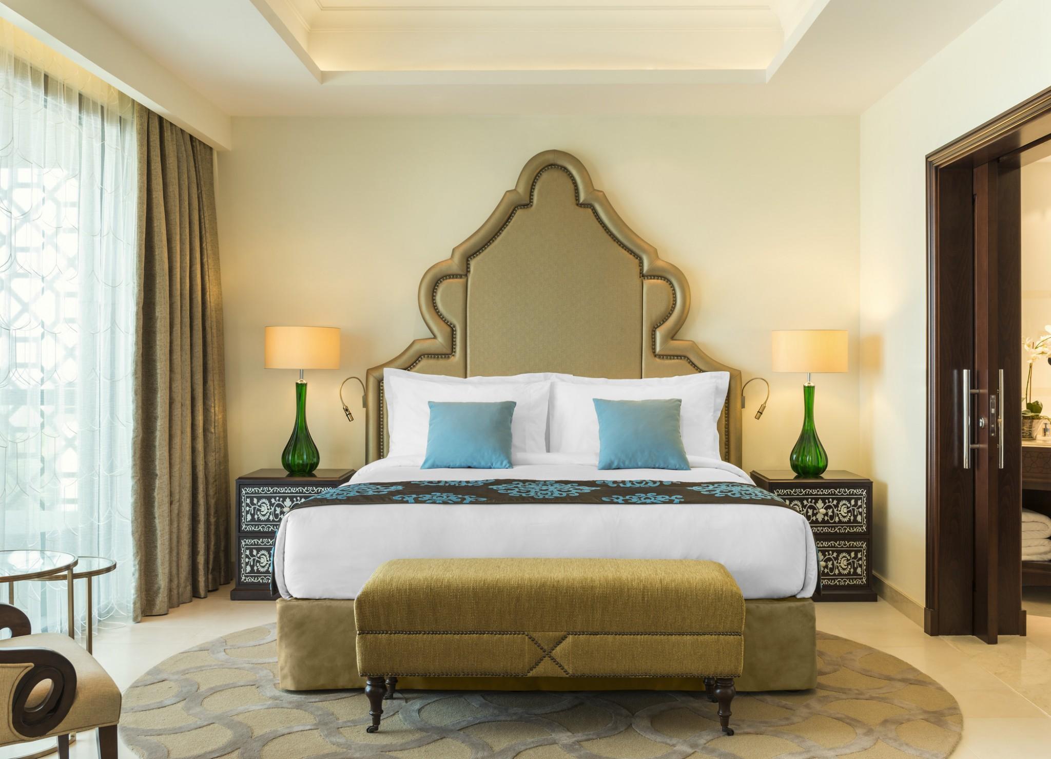 Ajman Saray-Al Dana Suite - Bedroom