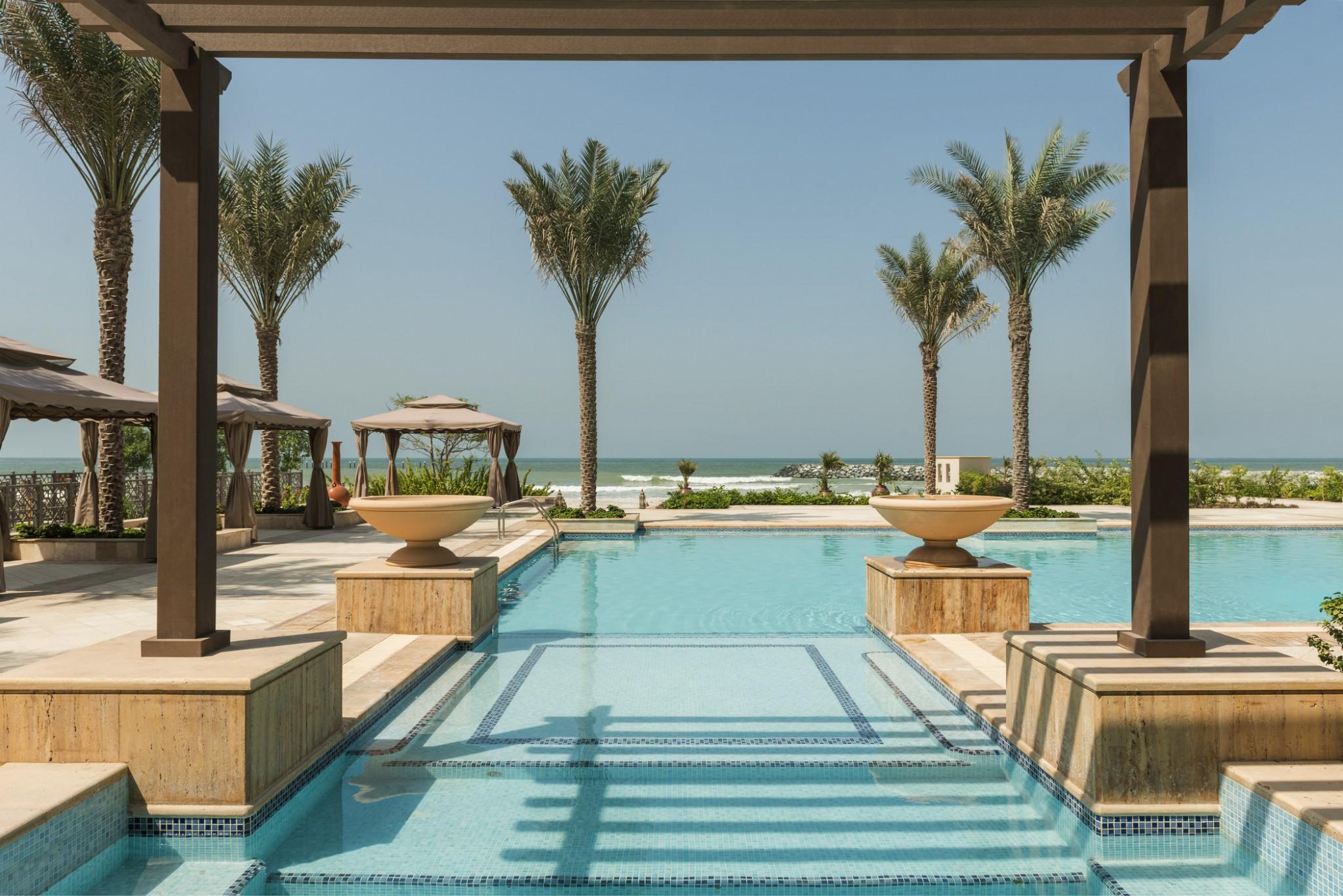 Ajman-Saray-Pool