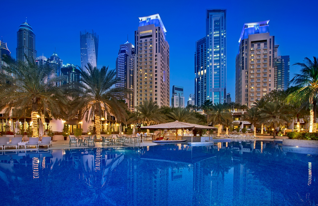 Habtoor grand luxury on a budget in dubai the lux for Best luxury family hotel dubai