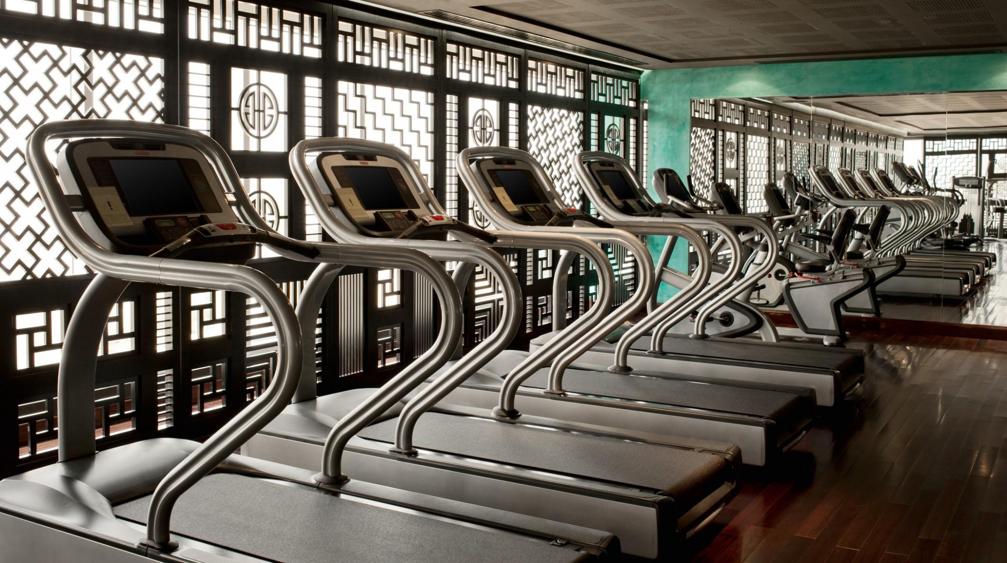 GH-BAttitude - Fitness Center