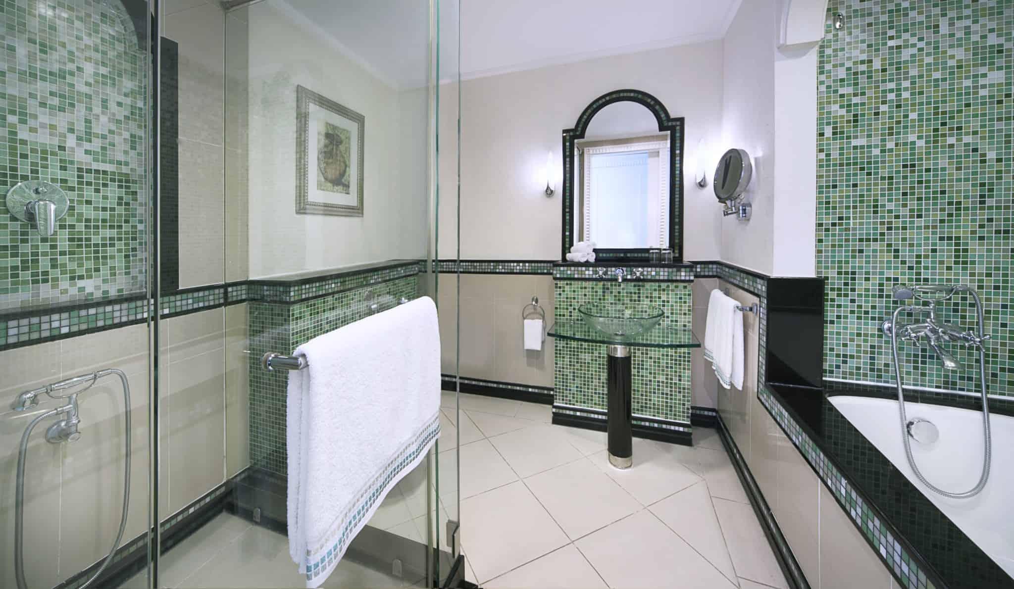Tower Family Bathroom