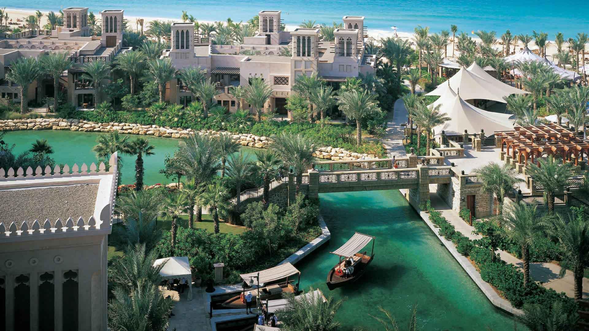 Madinat Jumeirah waterways