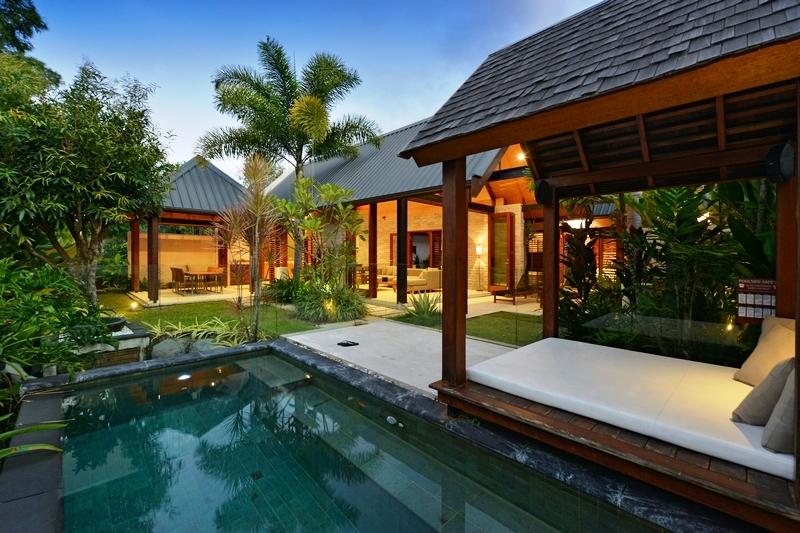 Pool villa in Niramaya, Port Douglas