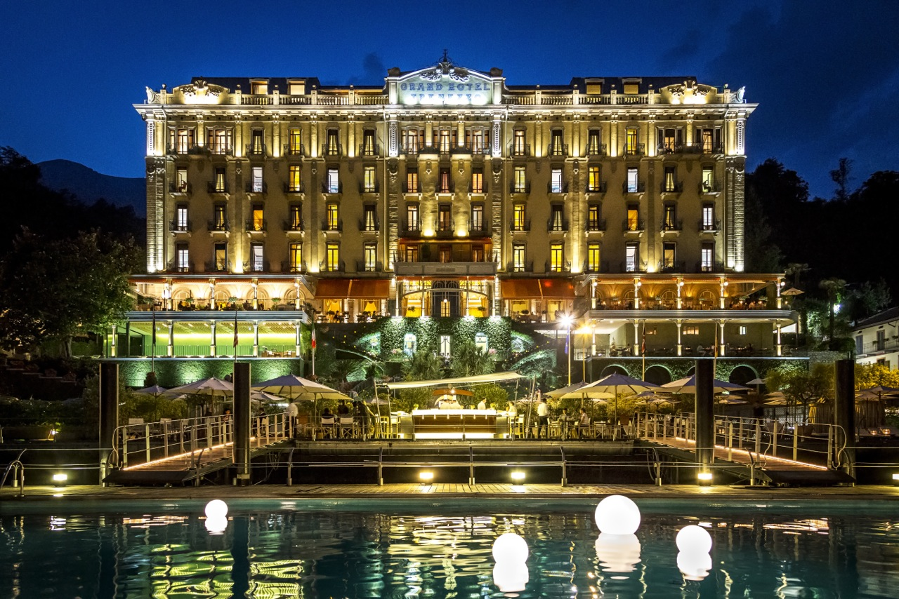 Grand hotel tremezzo elegant sophistication at lake como for Grand hotel