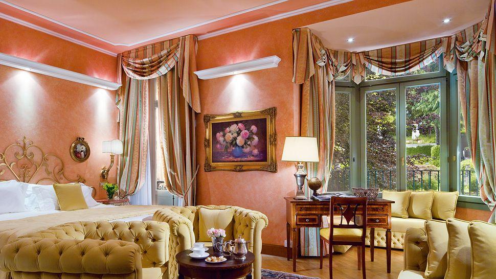 Grand Hotel Tremezzo-Park View Deluxe Room