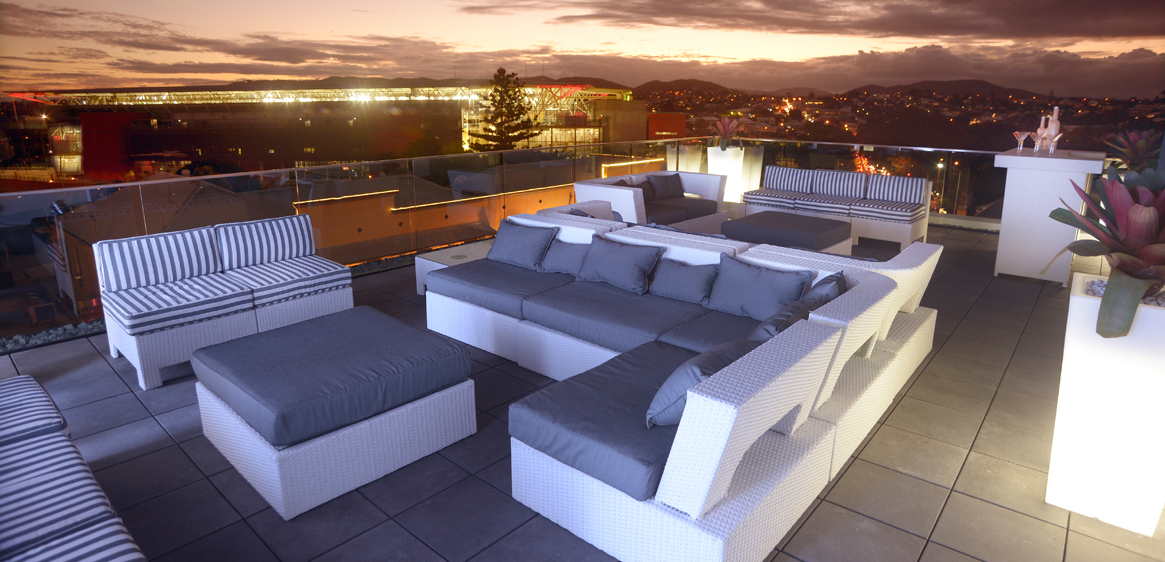 Sunset Lounge at Gambaro Hotel, Brisbane, Australia