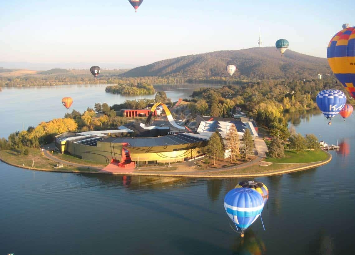 Balloon-Canberra