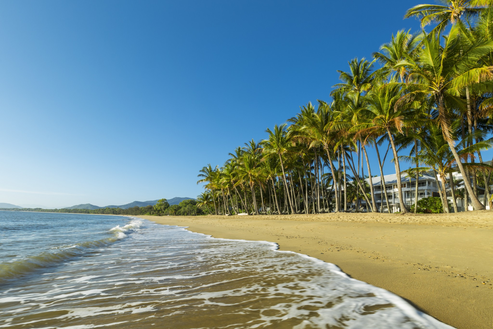 Absolute Beachfront - Alamanda Palm Cove by Lancemore