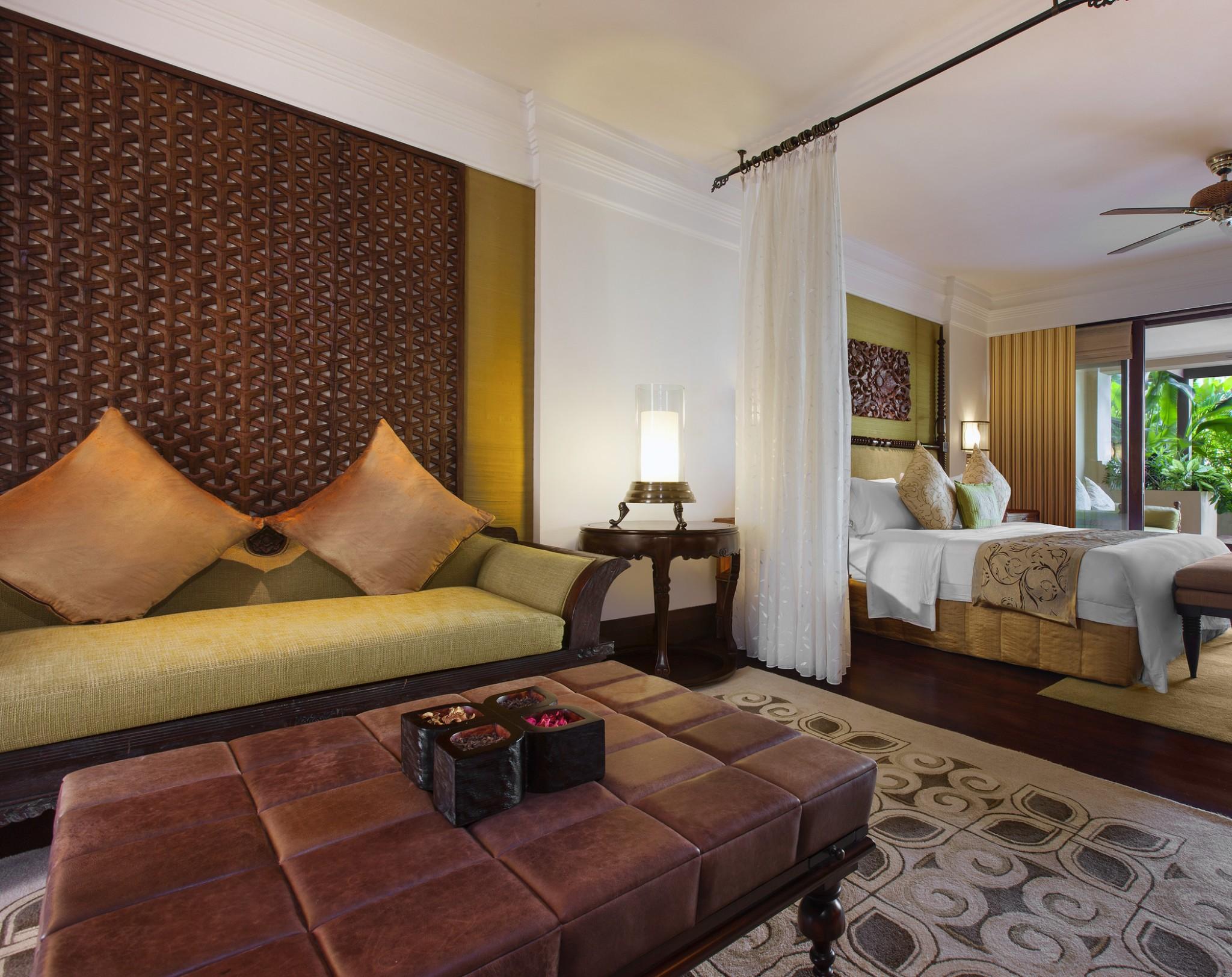 St Regis Suite - Guest Room